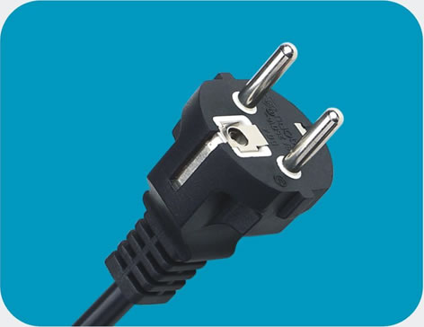 Russia Power Cord 3 pin class=