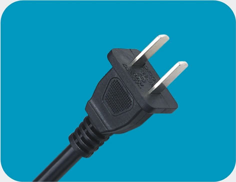 China Power Cord 2 Pin class=