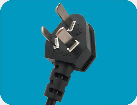 China Power Cord 3 Pin 10A class=