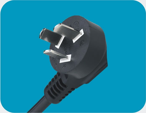China Power Cord 3 Pin 16A class=